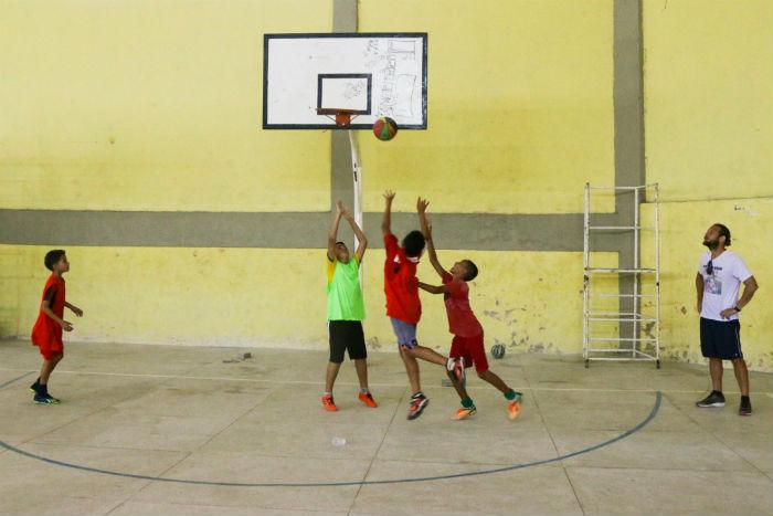 Haverá atividades esportivas e serviços. Foto: Alice Mafra/PMO Divulgação.