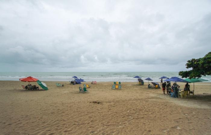 A previsão é de tempo nublado com pancadas de chuva. Foto: Marlon Diego/DP. (A previsão é de tempo nublado com pancadas de chuva. Foto: Marlon Diego/DP.)