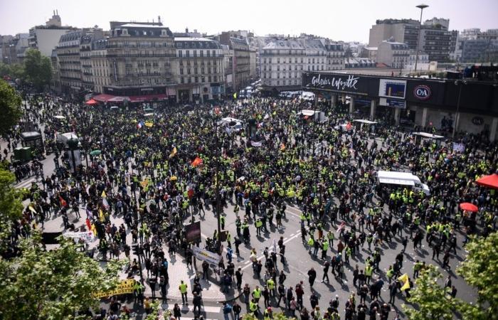 Foto: Reprodução/Martin Bureau/AFP. (Foto: Reprodução/Martin Bureau/AFP.)