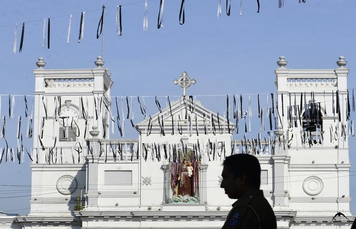 Foto: LAKRUWAN WANNIARACHCHI / AFP