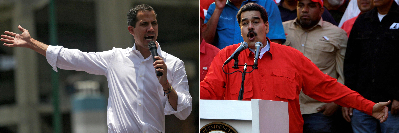 Fotos: CRISTIAN HERNANDEZ e Juan BARRETO / AFP