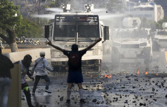 Foto: CRISTIAN HERNANDEZ / AFP