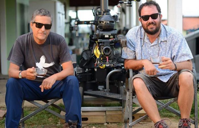Kleber Mendonça e Juliano Dornelles. Foto: Instagram/Divulgação