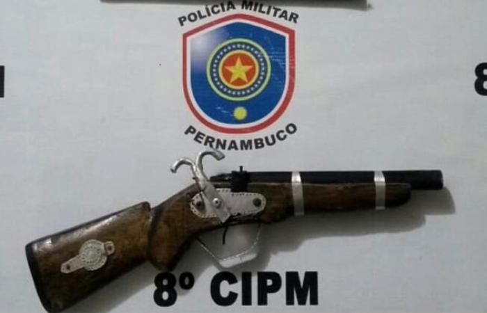 Foto: Divulgação/PMPE. (Foto: Divulgação/PMPE.)