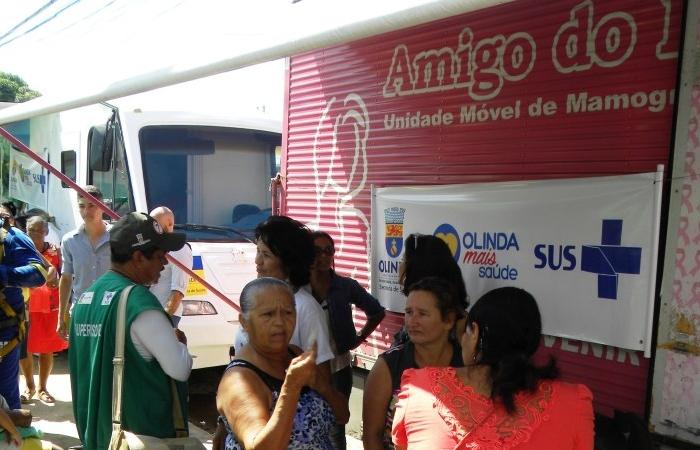 Foto: Divulgação/Prefeitura de Olinda. (Foto: Divulgação/Prefeitura de Olinda.)