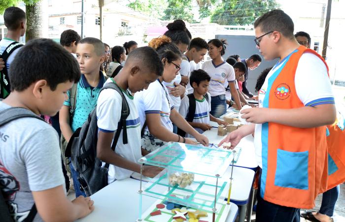 O evento acontece na Praça da Bandeira e contará com a participação de estudantes de mais de 20 escolas. Foto: Gil Menezes/Divulgação.