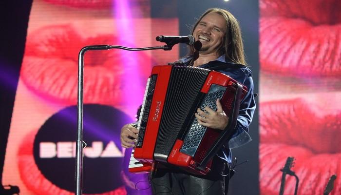 Dorgival Dantas traz o melhor do forró nordestino para o palco do Festeja. Foto: Divulgação