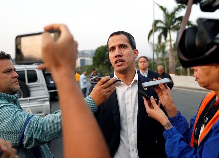 Manifestações convocadas por líder oposicionista perderam força nos últimos dias - Reuters/Carlos Garcia Rawlins/Direitos Reservados