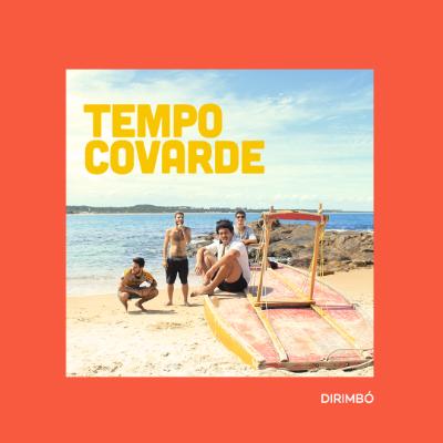 Capa de Tempo Covarde. Foto: Rafael Cavalcanti/Divulgação