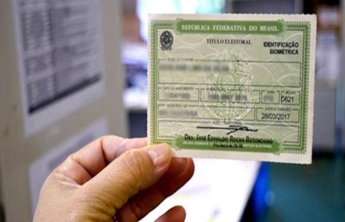 Mais de 2 milhões de eleitores poderão ter o título cancelado. Foto: Divulgação / TSE (Mais de 2 milhões de eleitores poderão ter o título cancelado. Foto: Divulgação / TSE)