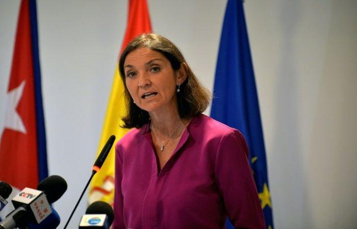 O anúncio foi feito pela ministra da Indústria, Comércio Exterior e Turismo da Espanha, Reyes Maroto - Foto: AFP/Photo