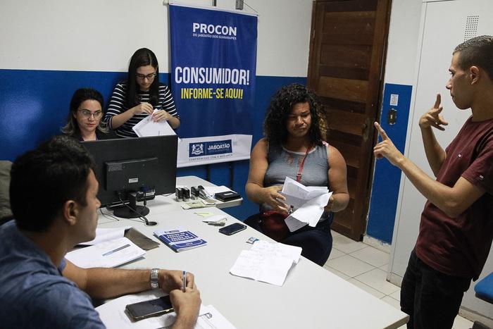 Serviço não tem custo para o cidadão e pode ser solicitado já na primeira audiência. Foto: Chico Bezerra/Divulgação
