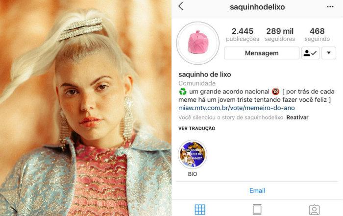 Fotos: Reprodução/Instagram