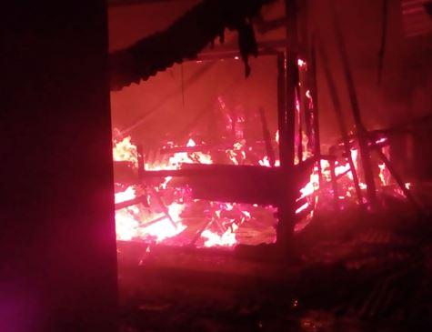 Segundo informações iniciais, não houve vítimas. Foto: Reprodução