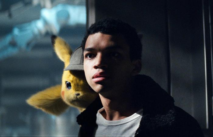 Justice Smith interpreta o protagonista, o jovem Tim, em Detetive Pikachu. Foto: Warner Bros/Divulgação