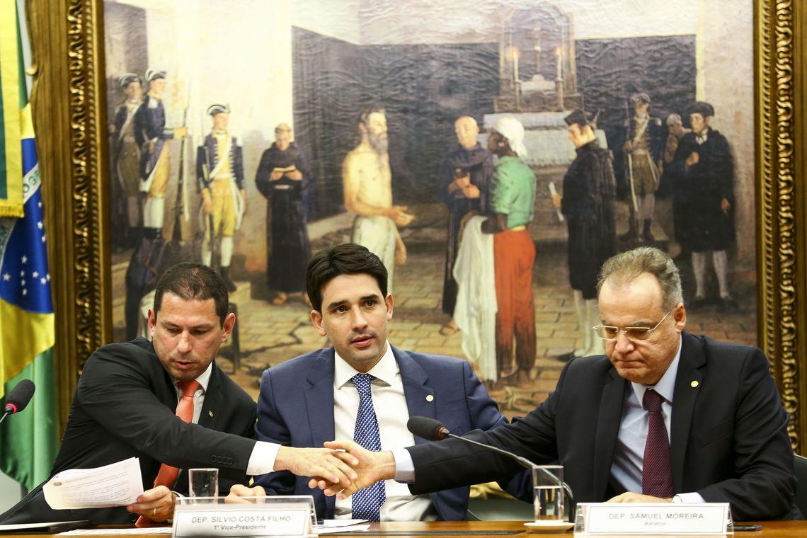 Presidente da comissão quer encerrar fase de audiências ainda este mês. Foto: Marcelo Camargo/Agência Brasil
