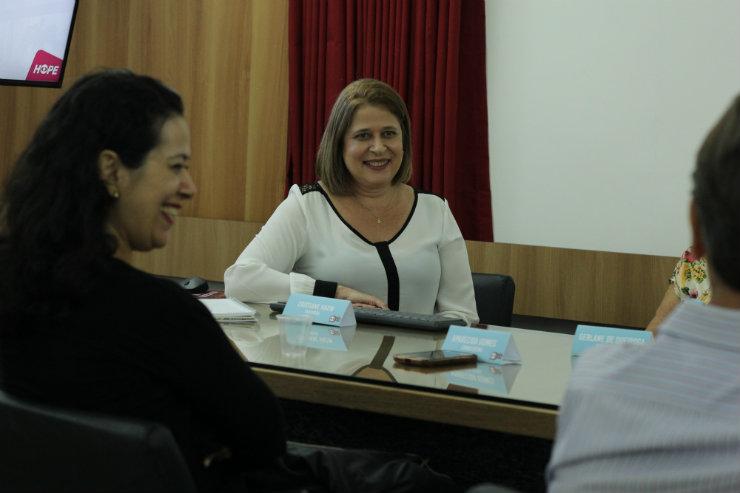 Durante o primeiro ano do Conselho de Clientes, nove clientes se reuniram regularmente para sugerir melhorias no hospital. Foto: Thamyres Oliveira/DP