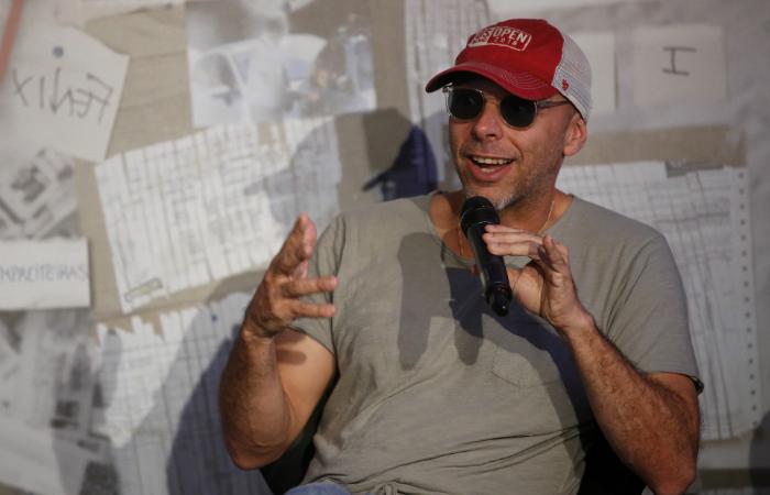 José Padilha, diretor da série O Mecanismo, também é conhecido pelos filmes Tropa de Elite. Foto: Netflix/Divulgação