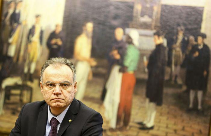 Samuel Moreira, o relator da proposta da reforma. Foto: Marcelo Camargo/Agência Brasil (Foto: Marcelo Camargo/Agência Brasil)
