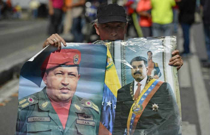 Foto: Matias Delacroix / AFP