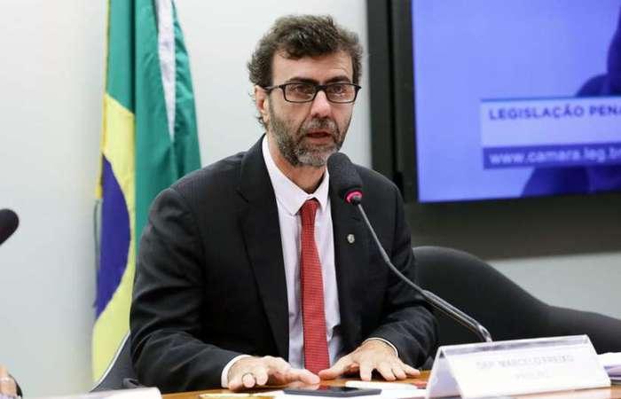 Marcelo Freixo é autor do projeto de decreto legislativo que visa suspender os efeitos do decreto. Foto: Luis Macedo/Câmara dos Deputados