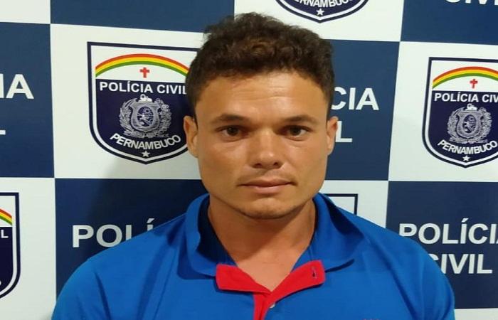 Ronaldo Washington dos Santos pode ser investigado por crimes em Serrambi. Foto: PCPE/Divulgação