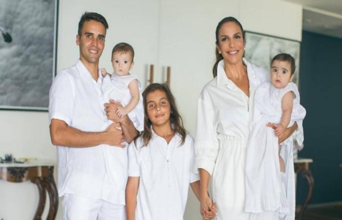 Ivete Sangalo e Marcia Felipe estão entre as mamães mais ouvidas do Brasil. Foto: Raf Mattei/Reprodução/Instagram