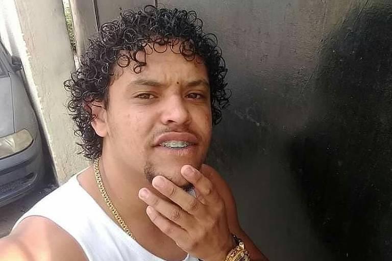 Leonadro Rodrigues dos Santos, 25, morto nesta sexta (10) na comunidade Vila Aliança, na zona oeste do Rio. Foto: Reprodução/Facebook