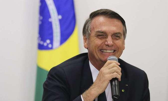 Bolsonaro disse que: 'vamos mudar o Brasil porque não fazemos parte do establishment!'. Foto: Valter Campanato/Agência Brasil