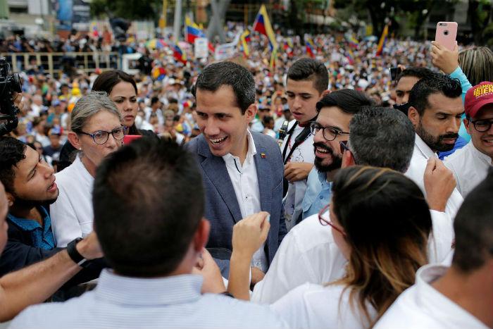 REUTERS/Manaure Quintero/Direitos reservados