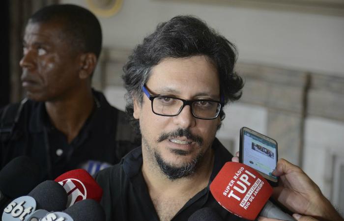 Lúcio Mauro Filho. Foto: Tomaz Silva/Agência Brasil