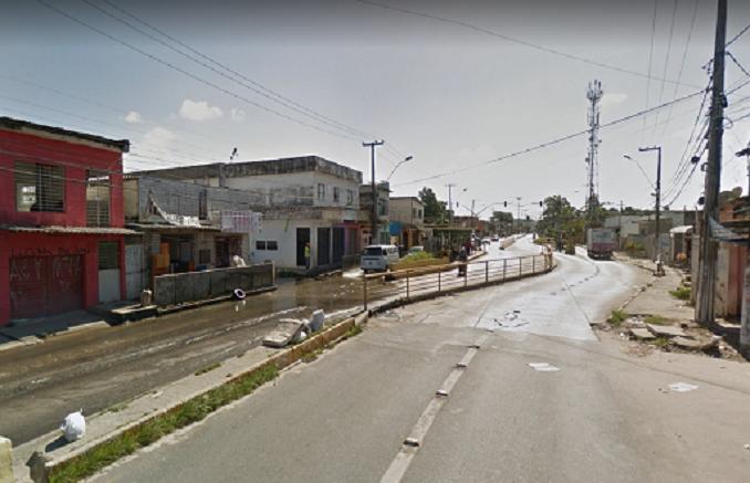 FOTO: Reprodução / Google / Street View (FOTO: Reprodução / Google / Street View)