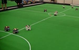 Os pesquisadores correm o risco de não conseguirem participar da competição. Foto: Divulgação/RobôCIn.
