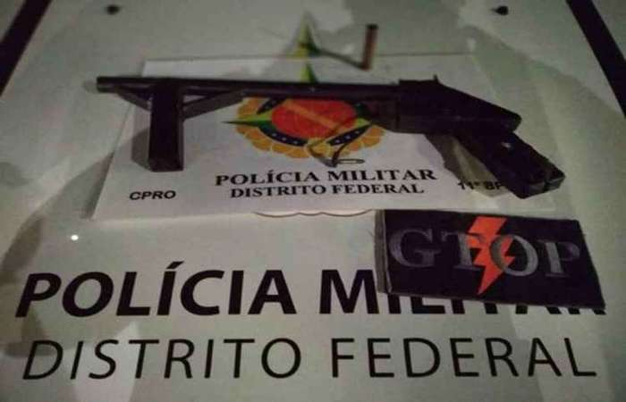 Foto: PMDF/Divulgação