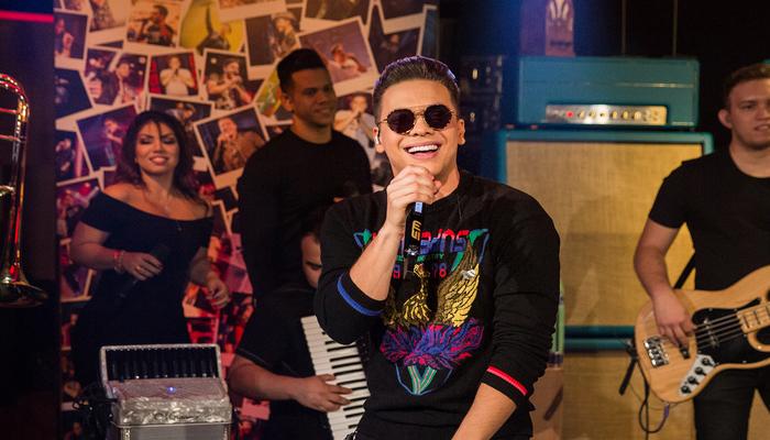 No final de maio, o cantor lançará um clipe em parceria com MC Kekel. Foto: Divulgação