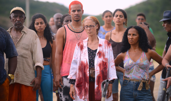 Sonia Braga e as DomingasFoto: Victor Jucá/Divulgação