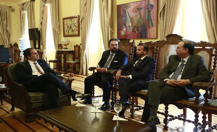 Anúncio do investimento foi feito com a presença do governador Paulo Câmara. Crédito: Heudes Regis/SEI