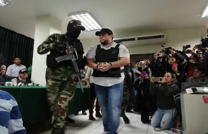 Foto: Ministerio de Gobierno/ Divulgação