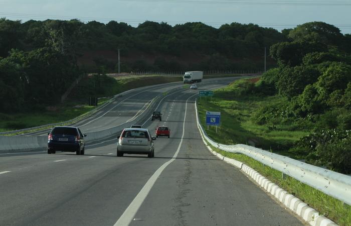 Será liberado, na PE-009, o trecho entre a BR-101 e a PE-028. Foto: Maurício Ferry/Divulgação