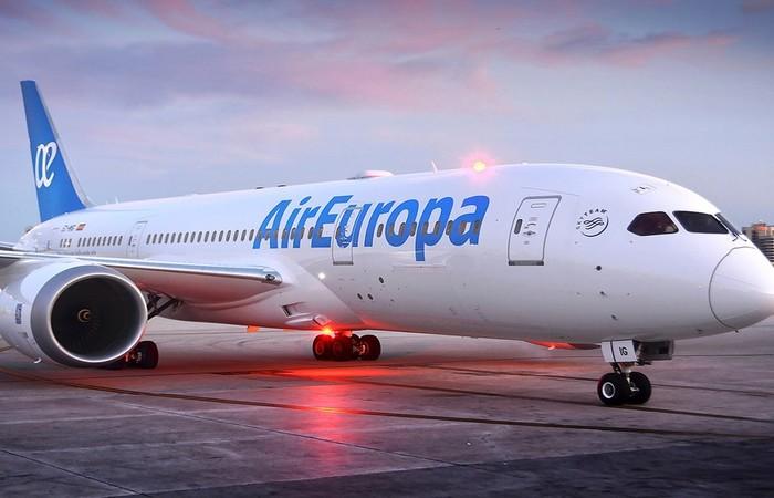 Air Europa já atua na rota Recife-Madrid com seis voos semanais entre as duas cidades (Foto: Divulgação/Air Europa) (Air Europa já atua na rota Recife-Madrid com seis voos semanais entre as duas cidades (Foto: Divulgação/Air Europa))