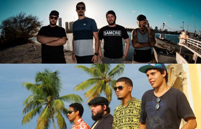 Foto: Insânia (acima) e Gabriel Galilei (abaixo)/Divulgação