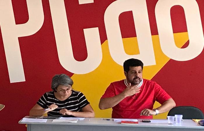 Dirigentes municipais criaram um grupo de trabalho para preparar candidaturas à Câmara do Recife. Foto:Luciano Siqueira