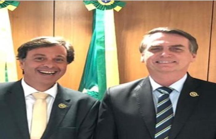Gilson Machado Neto foi um dos apoiadores na campanha de Bolsonaro no estado. Foto: reprodução Instagram