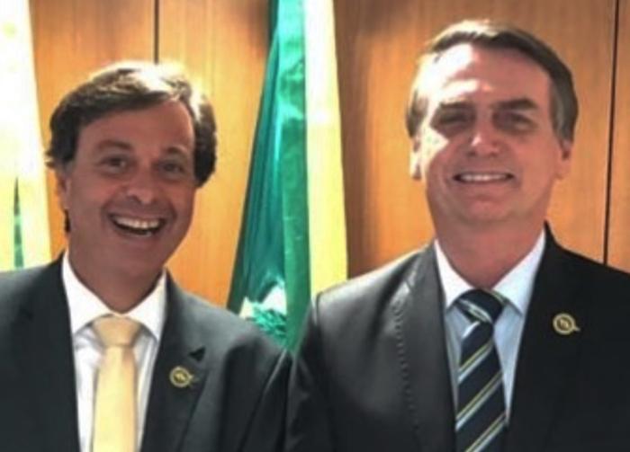 Gilson Machado Neto foi um dos apoiadores na campanha de Bolsonaro no estado.  Foto: Reprodução/Instagram (Gilson Machado Neto foi um dos apoiadores na campanha de Bolsonaro no estado.  Foto: Reprodução/Instagram)