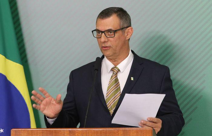 Otavio do Rego Barros, porta-voz do governo - Foto: Fabio Rodrigues Pozzebom/Agência Brasil