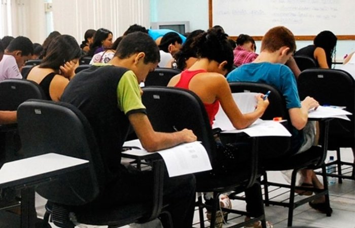 As provas serão aplicadas em dois domingos, 3 e 10 de novembro - Foto: Arquivo/Agência Brasil