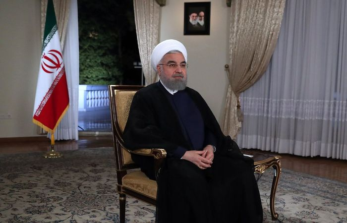 Foto: Televisão Nacional Iraniana