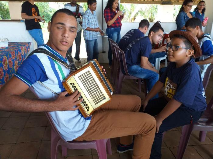 Alunos de salas especiais também tiveram lições durante evento. Foto: Guilherme Vasconcelos/divulgação