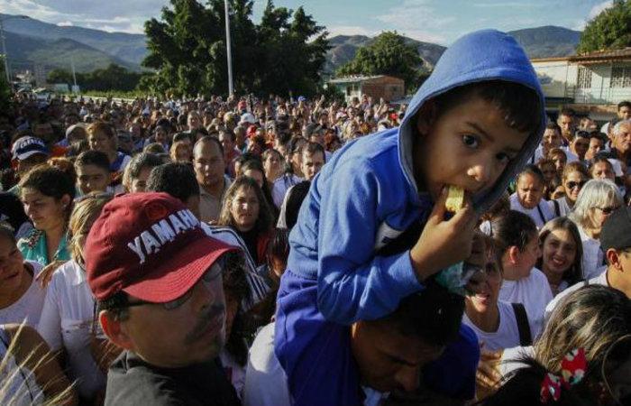 Foto: Schneyder Mendoza/AFP