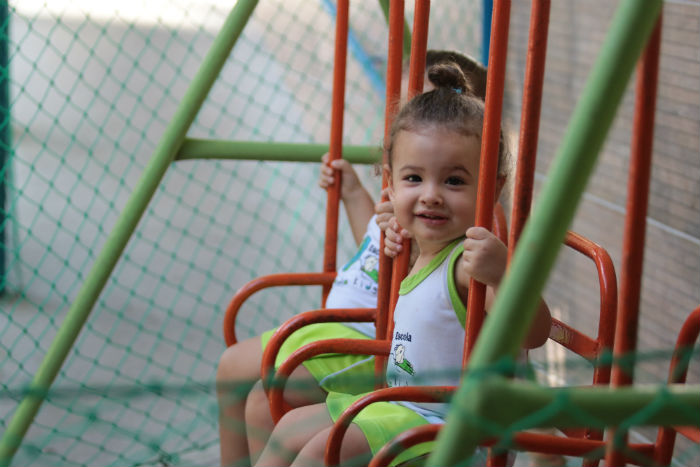 Os primeiros seis anos de vida são fundamentais para o desenvolvimento saudável. Foto: Tarciso Augusto/Esp.DP.